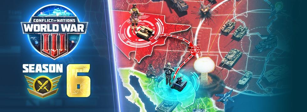 Darmowa Gra Conflict of Nations. Wygraj III Wojnê Œwiatow¹! Do³¹cz do eventu Independence Day!