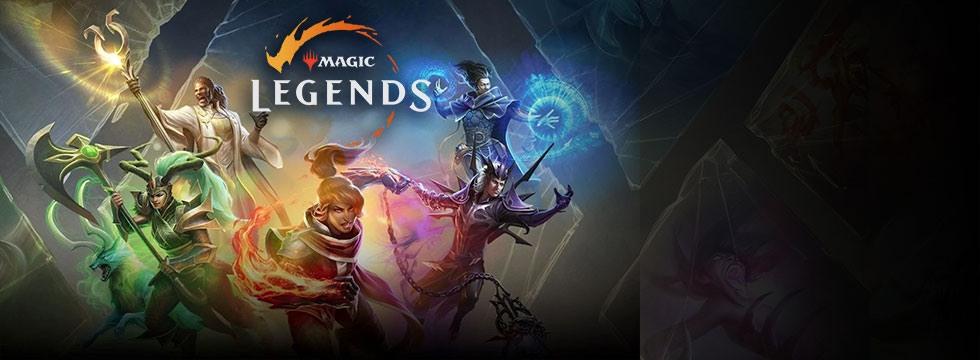 Darmowa Gra Magic Legends. Gra MMO w œwiecei Magic: The Gathering!