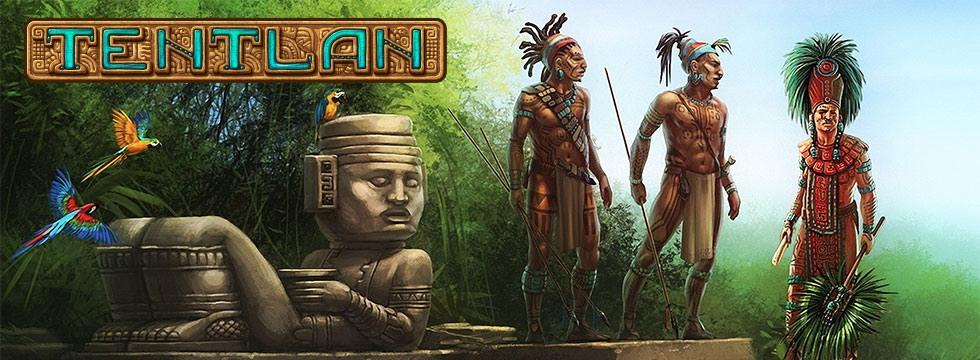 Darmowa Gra Tentlan. Zostañ przywódc¹ Majów w grze strategicznej!