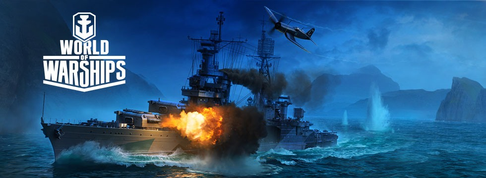 Darmowa Gra World of Warships. Pokieruj swym okrêtem nacieraj¹c na wrogów z ca³ego œwiata!