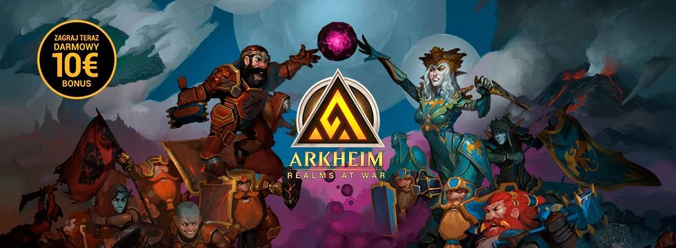 Darmowa Gra Arkheim. Arkheim - coopowe 4x za darmo, teraz w pe³nej wersji!